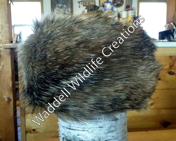 Coyote Russian Hat