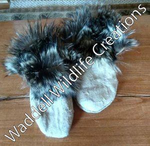 Raccoon Moccasins