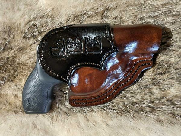 Clip Type Holster - Front & Branded