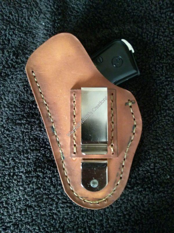 Custom Made Gun Holster