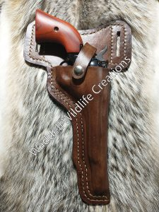 Heritage Rough Rider - Low Cut - Gun In