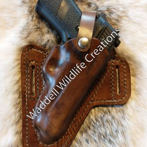 Sig Sauer 226 Custom Leather Holster