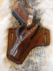Springfield 1911 Leather Holster