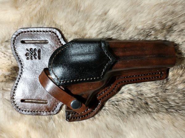 Western Style Holster - 4