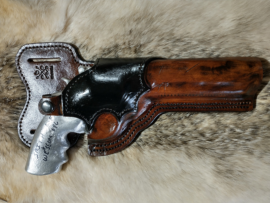 Western Style Belt Holster