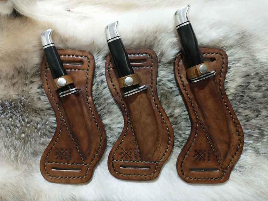 Slant Style Belt Holster