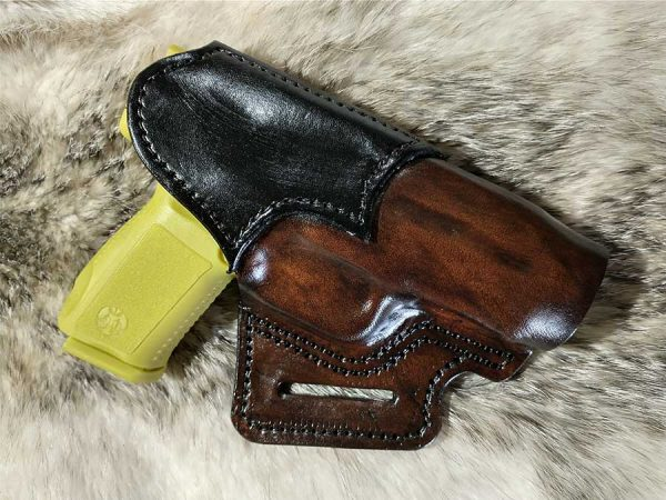 Slant Style Belt Holster - 3