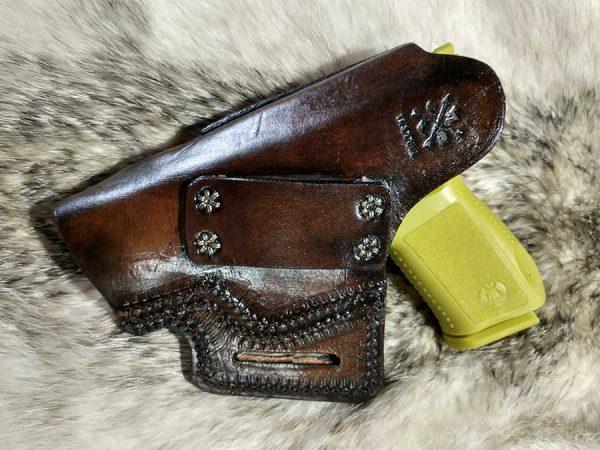Slant Style Belt Holster - 4