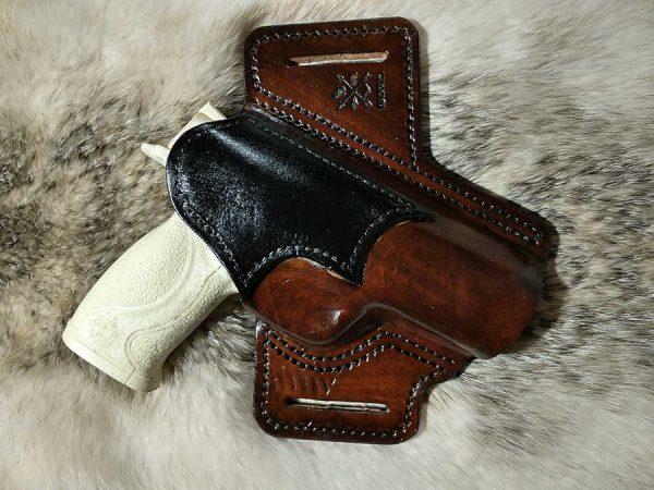 Slant Style Belt Holster - 5