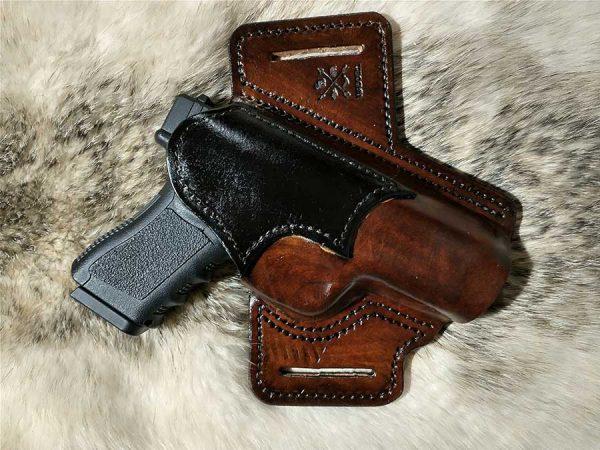Slant Style Belt Holster - 6
