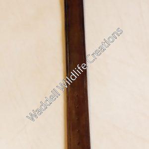 Leather Belt - Plain