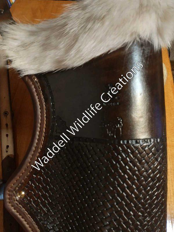 Fur Lined Back Quiver