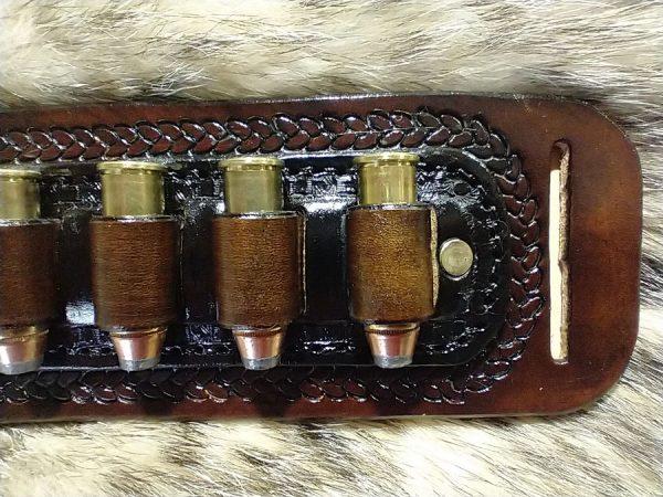 Belt Bullet Holder - 2