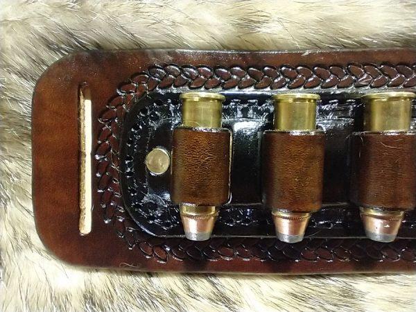 Belt Bullet Holder - 4