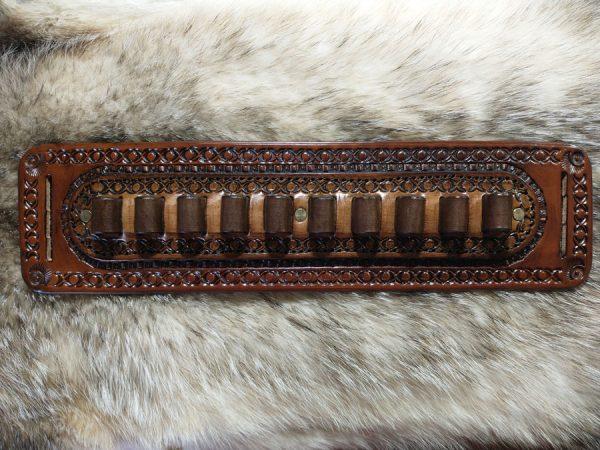 Belt Bullet Holder - 5