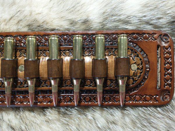 Belt Bullet Holder - 6