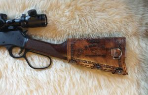Rifle Stock Sleeve
