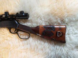 Rifle Stock Sleeve - 5